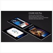 10.8' Chuwi Hi10 Plus Intel X5 Quad Dual OS 1920*1280 tablet Notebook