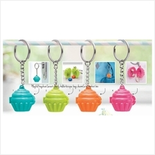 Tupperware Cup Cake Keychain (4)