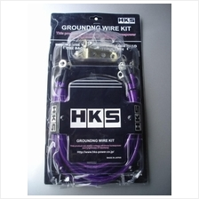 HKS Grounding Cable Wire THICK 8GA Kit 5 Point