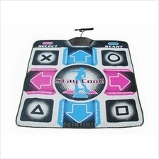 USB Dance Pad Exercise Game Stepmania Dancing Mat for PC Computer DDR