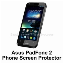Asus PadFone 2 A68 Transparent Clear Smartphone Screen Protector New