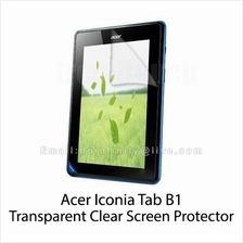 New Acer Iconia Tab B1 B1-A71 Transparent Clear Screen Protector Cover