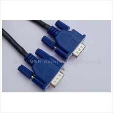 3M SVGA VGA to VGA Male Extension Video Cable Cord Monitor Projector