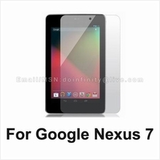 Asus Google Nexus 7 (1st Gen) Anti-Glare Matte LCD Screen Protector