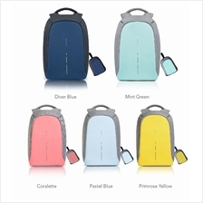 100% ORIGINAL Authentic BOBBY COMPACT Laptop Bag Anti-Theft Backpack XD (Free