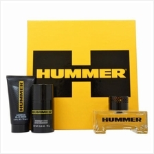 Hummer by Hummer for Men - 3 Pc Gift Set Perfume Cologne Perfumes