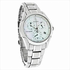 Citizen Eco-Drive Stainless Steel Chronograph Watch FB1158-55D