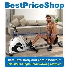 New Foldable Fitness Rowing Machine Cardio Sexy Slimming Weight Lost