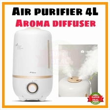 OFFER Deerma Air Purifier Air Humidifier Aroma Diffuser 4L Deerma F430