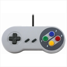 SNES USB Controller for PC (with 2000++ games DVD)