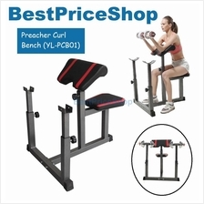 Preacher Curl Gym Fitness Chair Barbell Bench (YL-PCB01)