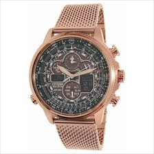 CITIZEN JY8033-51E JY8033-51 Navihawk A-T Eco-Drive Chronograph Watch