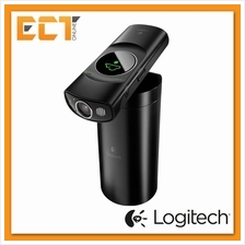 Logitech Broadcaster WiFi Webcam for Video Streaming Calling Recording