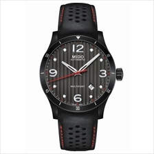 MIDO M025.407.36.061.00 MULTIFORT Gent Automatic leather black