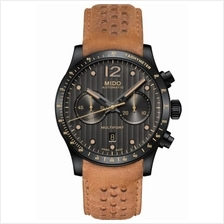 MIDO M025.627.36.061.10 MULTIFORT Gent Automatic leather anthracite