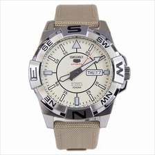 SEIKO 5 SPORTS AUTOMATIC SRPA67K1 SRPA67 NYLON STRAP WATCH