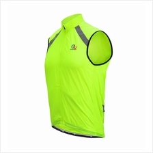 CYCLE2U Fluorescence Green Cycling Vest