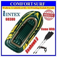 SEAHAWK  INTEX 68349 3 Persons Kayak Rescue Fishing Inflatable Boat