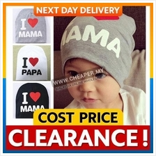 Baby Hat Knitted Warm Cotton Toddler Beanie Cap Kids Girl Boy Wear