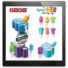 ★ ZOKU® CREATIVE POP & ICE MOLDS