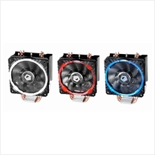 ID-COOLING SE-214C CPU COOLER (RED/BLUE/WHITE)