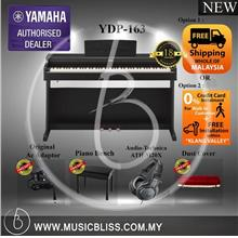 Yamaha Digital Piano YDP-163 YDP163 YDP 163 Free Bench & Headphone