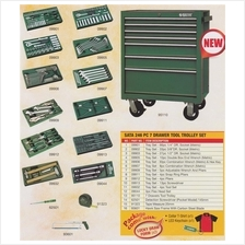 SATA 246PC Tool Storage and Tray Set 7 Drawer Tool Chest 95110P-11