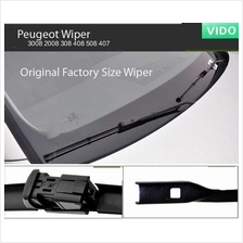 Peugeot 308 (2016 Model) Wiper Blade (24' + 18' Original Factory Size)