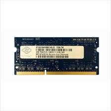 Nanya 4GB DDR3L-12800S 1600Mhz Low Voltage Notebook Memory Ram - NT4GC64C88B1N