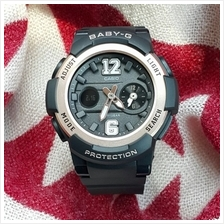 (Copy Original) G-Shock Baby-G Fashion Sport Watch - Black Gold