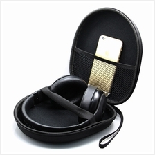 Seed Headphone Storage Bag Carrying Pouch Hard Case Hold for Headset Earbuds (