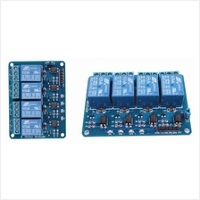4 Channel DC 5V Relay Module With Optocoupler