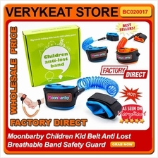 Moonbarby Children Kid Belt Anti Lost Breathable Band Safety Guard