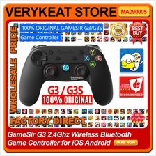 GameSir G3 2.4Ghz Wireless Bluetooth Game Controller for iOS Android