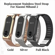 Replacement Strap (Black) for Xiaomi Miband 2
