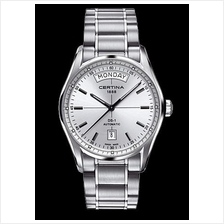CERTINA C006.430.11.031.00 DS 1 Gent Day-Date Automatic SSB Silver