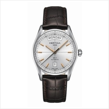 CERTINA C006.430.16.031.00 DS-1 Day-Date Automatic Gent LSB Silver