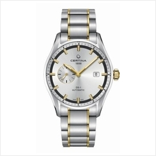 CERTINA C006.428.22.031.00 DS-1 Small Second Automatic Gent SSB Silver