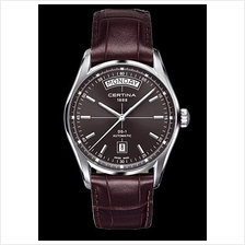 CERTINA C006.430.16.081.00 DS 1 Gent Day-Date Automatic LSB Black