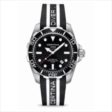 CERTINA C013.407.17.051.01 DS Action Diver Gent Automatic RSB Black