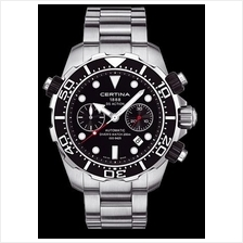 CERTINA C013.427.11.051.00 DS Action Diver Chrono Gent Auto SSB Black