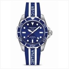 CERTINA C013.407.17.041.00 DS Action Diver Gent Automatic RSB Blue