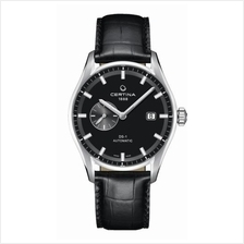CERTINA C006.428.16.051.00 DS-1 Small Second Automatic Gent LSB Black