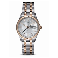 CERTINA C022.430.22.031.00 DS 4 Day-Date Gent Automatic SSB Silver