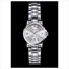 CERTINA C017.207.11.037.00 DS Caimano Lady Date Automatic SSB Silver