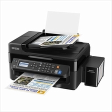 Epson L565 A4 4-in-1 Color Inkjet Printer (Network/WiFi)