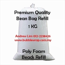 Poly Beads Bean Bag Refill 1kg High Quality & Free Shipping
