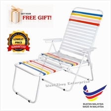 Traditional Foldable Strap Relax Chair Kerusi Malas Made In Malaysia