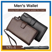 Baellerry Stylish Leather Wallet Credit Card Holder for Men 171-1