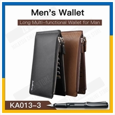 Baellerry Stylish Leather Wallet Credit Card Holder for Men KA013-3